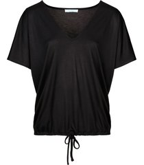 by-bar amsterdam t-shirt 19511002 donna top zwart