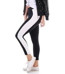 calça legging jogabe com listra feminina
