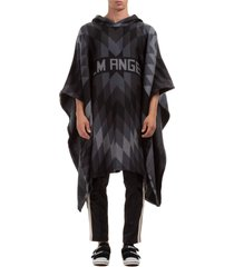 palm angels arizona poncho