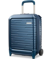 samsonite silhouette 16 hardside under-seat wheeled carry-on