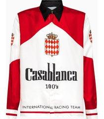 casablanca shirt mf21-sh-021