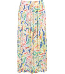 pleats please issey miyake playing long straight skirt