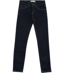 jean azul oscuro levis 710