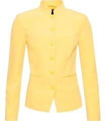 blazer elasticizzato (giallo) - bodyflirt