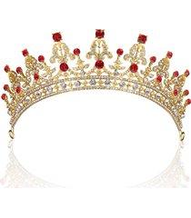 fascia per sposa da sposa con strass in cristallo, fascia per capelli da sposa vintage queentiara capelli accessori