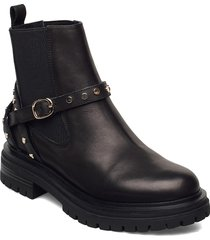 stb-franka cage l shoes chelsea boots svart shoe the bear