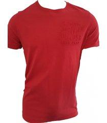pme legend rood shirt met 3d logo