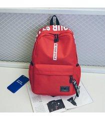 mochilas hombre mochila de viaje oxford simple mujeres hombres escuela
