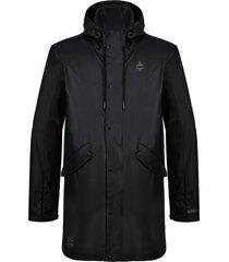 chaqueta vanir impermeable black gnomo