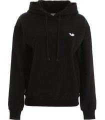 chiara ferragni mini flirting hoodie