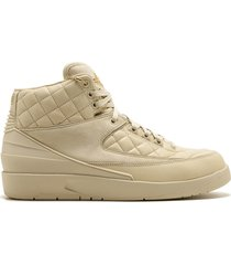 jordan air jordan 2 retro don c - beach - neutrals