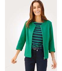 blazer mona groen