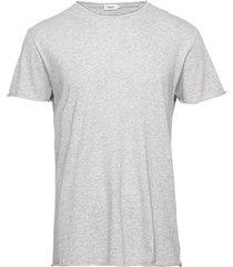 m. roll neck tee t-shirts short-sleeved grå filippa k