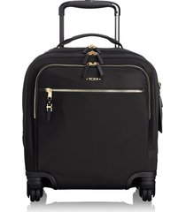 men's tumi voyageur osona 16-inch wheeled carry-on - black