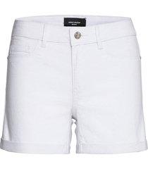 vmhot seven nw dnm fold shorts ga color shorts denim shorts vit vero moda
