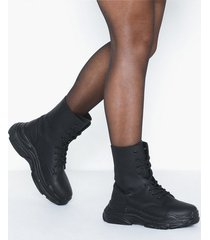 nly shoes high shaft sneaker boot high top