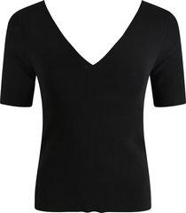 noisy may shirt / top zwart 27012308