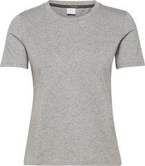 vagare t-shirts & tops short-sleeved grijs max mara leisure