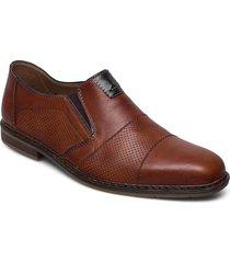b1765-00 loafers låga skor brun rieker