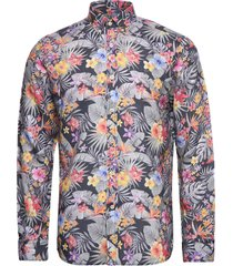 harvey button down shirt skjorta casual multi/mönstrad morris