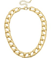 canvas jewelry chiara statement chain necklace in gold at nordstrom
