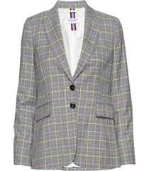 blazer long-sleeve blazers over d blazers grijs gerry weber