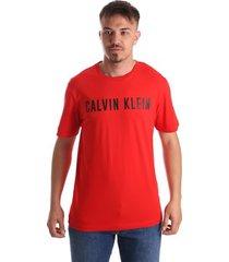 t-shirt korte mouw calvin klein jeans 00gmf8k160