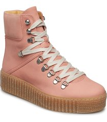 agda n shoes boots ankle boots ankle boot - flat rosa shoe the bear
