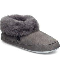 emmy slippers tofflor grå shepherd