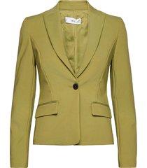 cofi7-n blazers business blazers grön mango