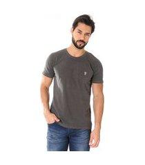 camiseta opera rock t-shirt preto stone