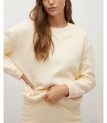 cotton pyjama sweatshirt