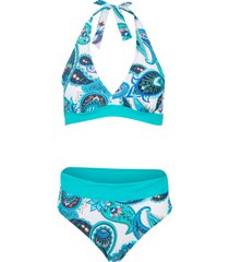 bikini all''americana sostenibile (set 2 pezzi) (bianco) - bpc bonprix collection