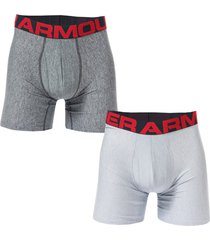mens tech 6 inch boxerjock 2 pack
