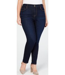 seven7 jeans plus size signature skinny jeans