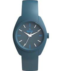 orologio solo tempo in silicone per uomo