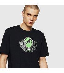 camiseta para hombre t-just-b1 diesel