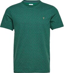 holbrooks t-shirt t-shirts short-sleeved grön farah