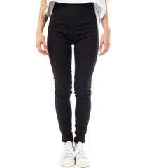 freddy pantaloni donna pantalone lungo knitted wrup1hs021.n