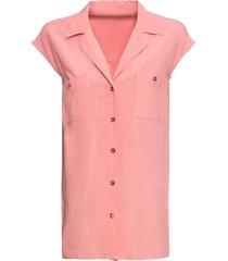 camicetta con tasche (rosa) - bodyflirt