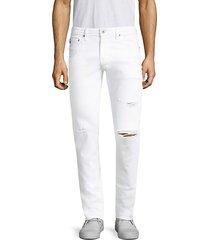 stockton distressed skinny-fit jeans