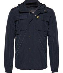 pocket jacket gevoerd jack blauw lyle & scott