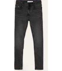 calvin klein jeans - jeansy dziecięce 140-176 cm