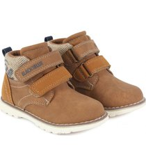 botin guido camel black and blue