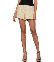 bcbgmaxazria tweed shorts
