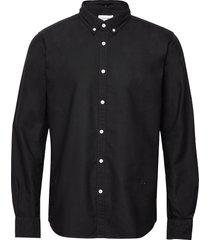 goldsmith overhemd business zwart soulland