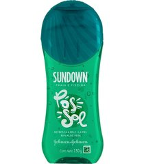pós sol sundown em gel 130g
