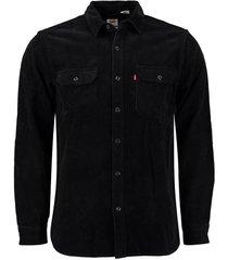 overhemd jackson zwart