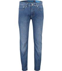 jeans pierre cardin blauw tapered fit futureflex
