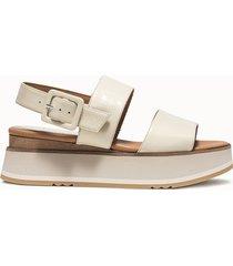 paloma barcelo' sandali javari colore beige